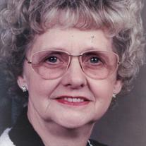 Wilma Faye Evans