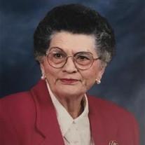Mrs Irma Bonner Henderson