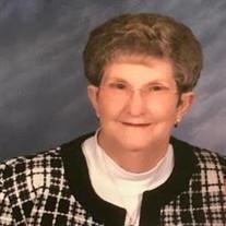 Mrs Hazel Yelton Hammett