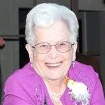 Betty Jo Watson Wade