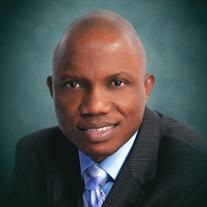 Pastor David A. Oloruntoba