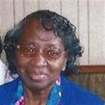 Mrs. Janie May Beach