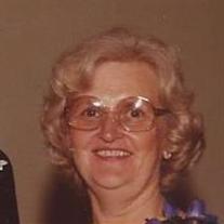 Elizabeth Jane Abell Strohmeier