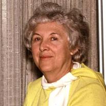 Patricia Joan Warwick