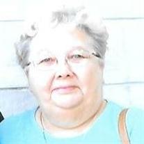 Mrs. Peggy Quick Gunter