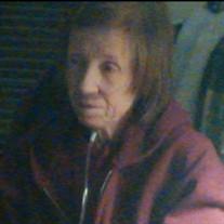 Shirley May Rushton