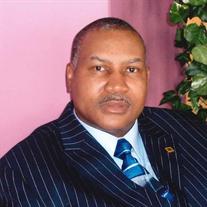 Pastor David Freeman Sr.