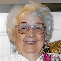 Mrs. Pauline Wetzel