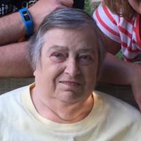 Patsy Kay Walker