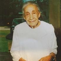 Ruby Ernesta Robinson