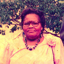 Mrs Lizzie D.  Beamon