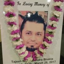 Tajesh Bhakta
