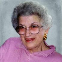 Geraldine R. Marsh
