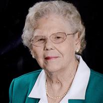 Hazel Belvin Rowe
