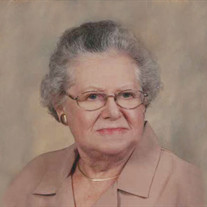 Caroline Dorothy Webster (Pioch)