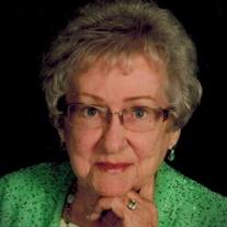 Frances Madeline Hall