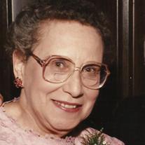 Eleanor F Goldberg