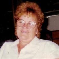 "Patricia Ilene ""Pat"" McDonald"