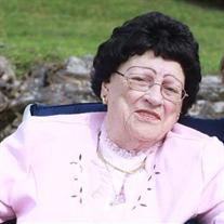 Mary Elizabeth Bradfield Estep