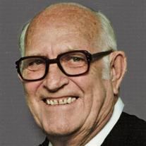 """Mr. William  L. """"Bomber"""" Sorrells Jr."""