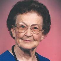 Mrs Helen Louise Duffield