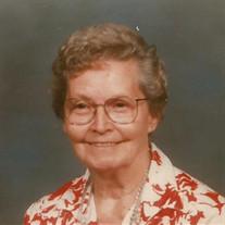 Beulah Mae Olmstead