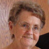 Ruth Woodward McDonald
