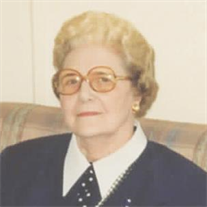 Mrs. Mildred Gray Cochran