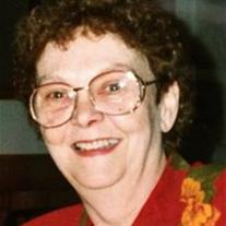 Dorothy Ann (Ray) Fuerst