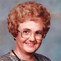 Geraldine F.  Crooks