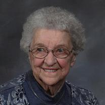 Goldie Elaine Troutman Wensil