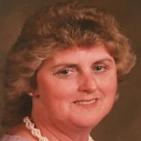 """Jacqueline """"Jackie"""" Sue (McBride) Conkel"""