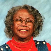 Mrs. Flora Edna Rader Blue