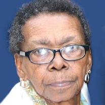 Mrs. Willie O. Cross