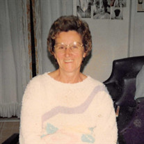 Hilda Jeanette Harrell Faust