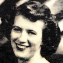Dorothy De Etta (Brown) Bennett