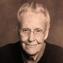 Mrs. Elnora Hodgin Burt
