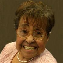 Vicenta Picon de Gonzalez