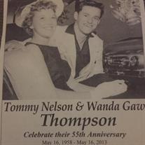 Wanda Rose Gaw Thompson