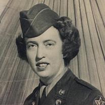 Dorothy M. Lovejoy