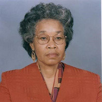 Mrs. Shirley Brown Richmond