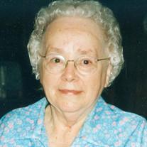 Doris E. Stevenson
