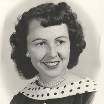 Margaret Jean Jeffries