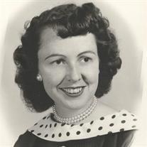 Margaret Jean Jeffries
