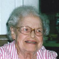 Edna  Marie Olson