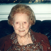 Mrs. Ellie Frances Moore