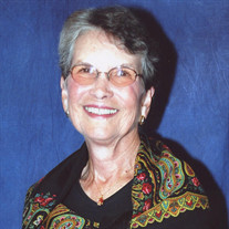 Margaret  Ann Johnston