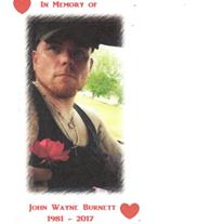 John Wayne Burnett