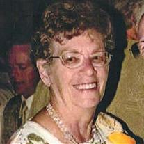 Patricia Jean (Stachnik) Cawley