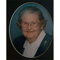 Lora Andrews 1919-2016